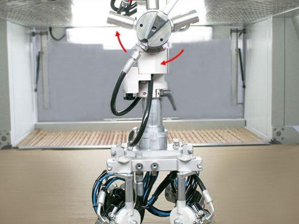 Kimyacılar Sanayi Yanmaz Robot Kaplama Kılıfları