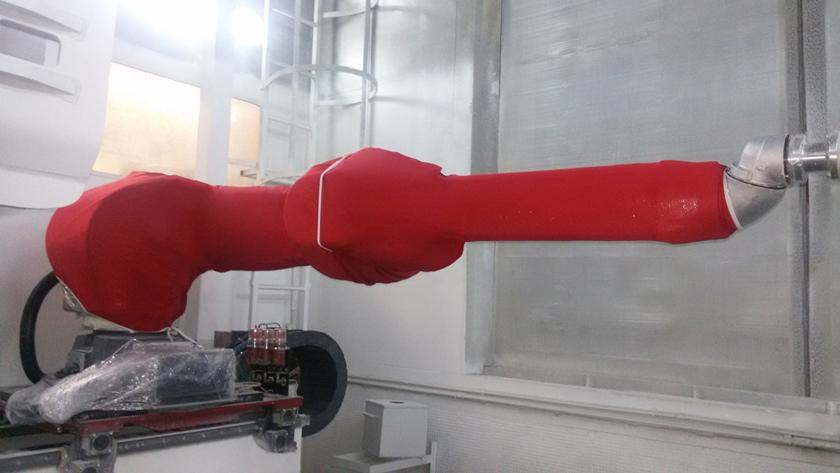 Taysad Yanmaz Robot Kaplama Kılıfları