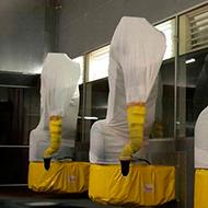 Yanmaz Robot Kaplama Kılıfları Kimyacılar Sanayi