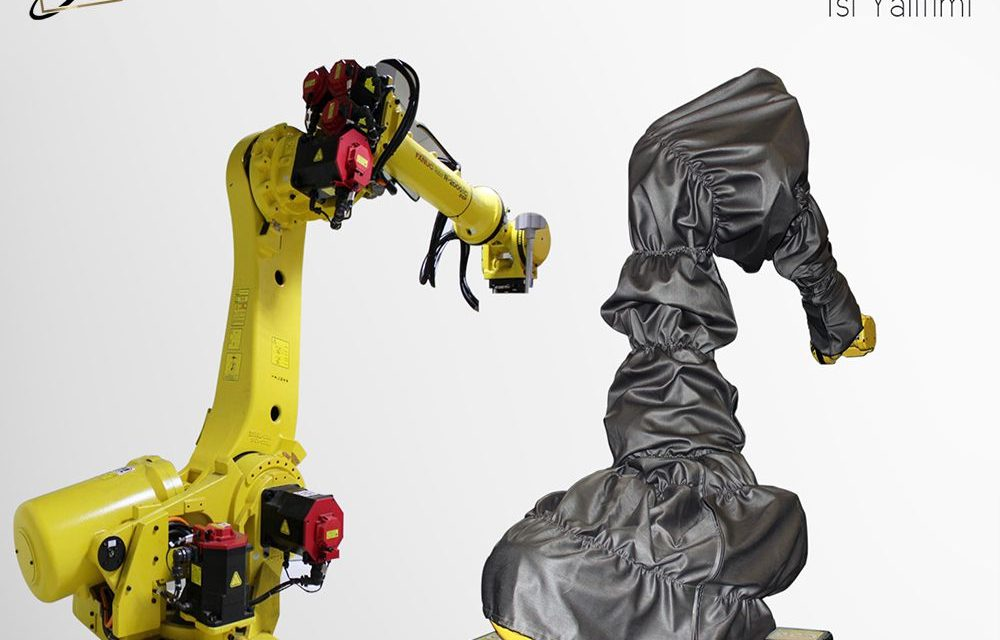 Yanmaz Robot Kaplama Kılıfları Taysad